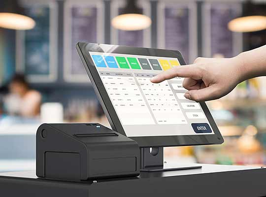 Point-of-Sale Solution