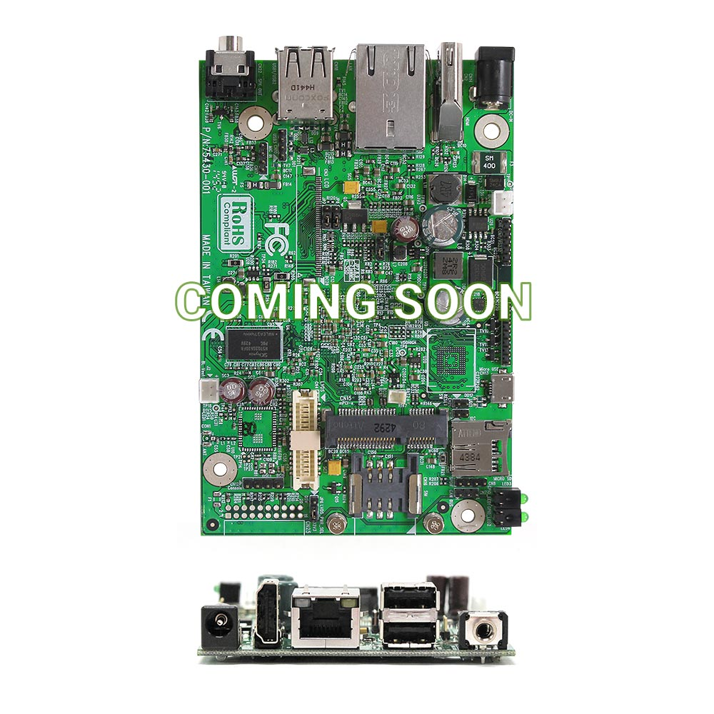 AR8MXC NXP i MX 8M Compact ARM Motherboard supports Cortex