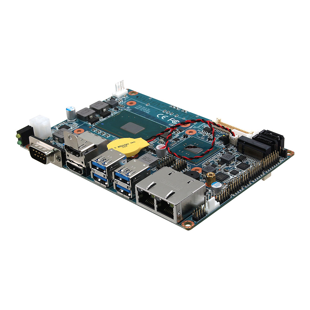 "ECM-SKLH 6th Gen Intel® Core ™ Processor i7/i5/i3 3.5"" Micro Module with Intel QM170 Chipset"