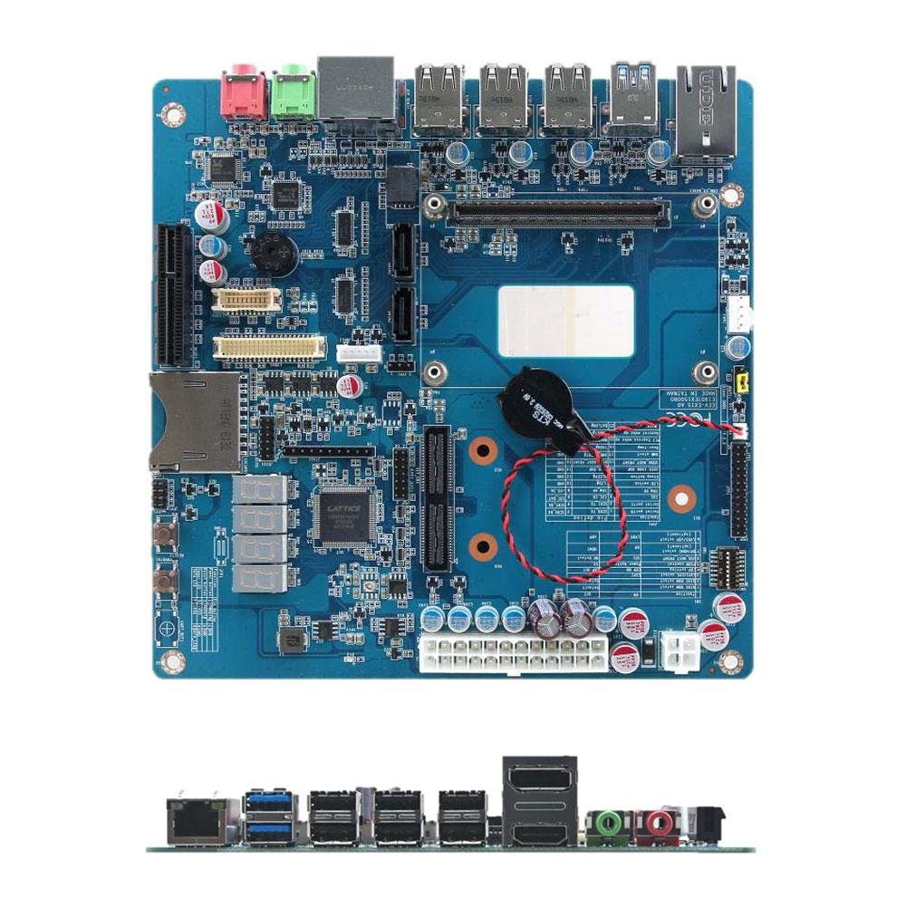 EEV-EX15 Mini ITX COM Express Type10 Carrier Board