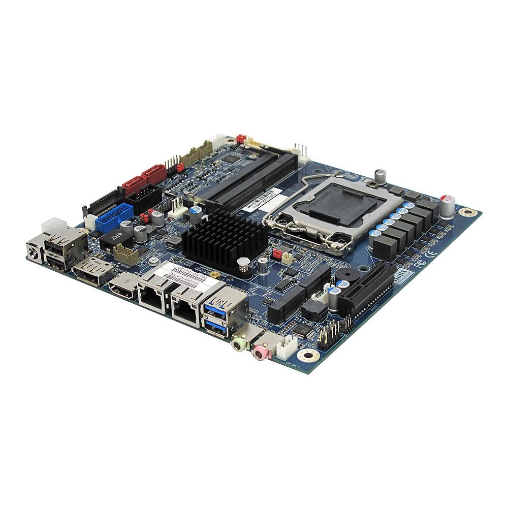 MX310HD Intel H310 mini-ITX motherboard supports 8th/9th Gen