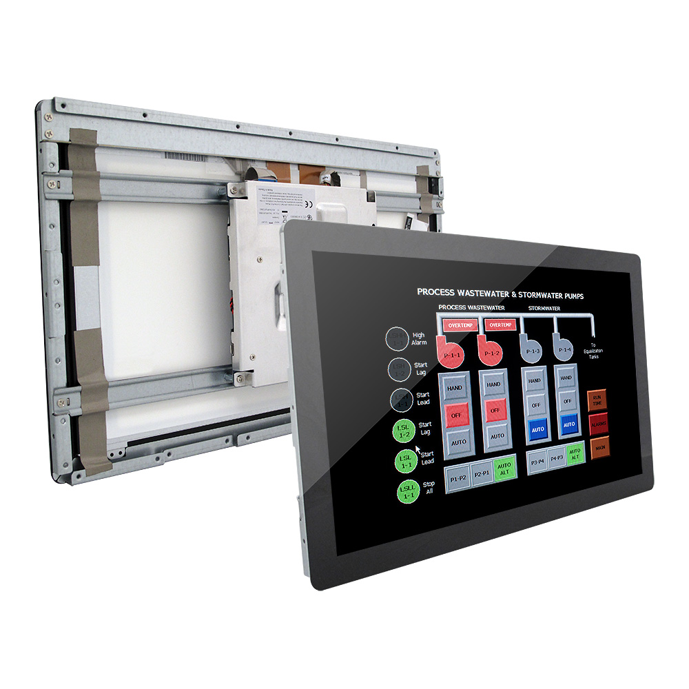 Oft 15w01 15 Inch Open Frame Tablets Fanless Open Frame