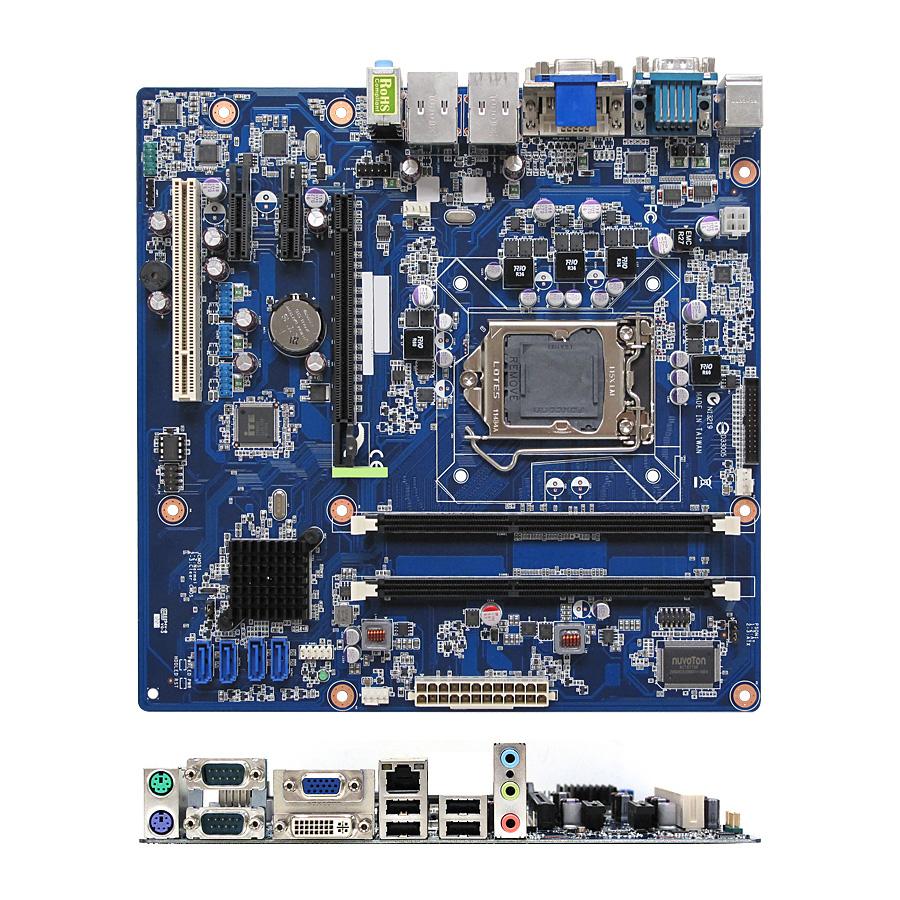 rx61h intel h61 micro atx uatx motherboard ivy bridge sandy bridge rh bcmcom com