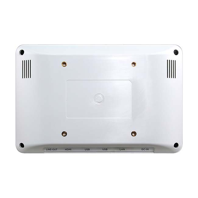 CCD-07W01 7 inch Intel Atom Z3735F Cloud Computing Display Panel PC