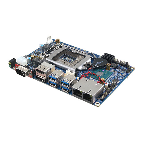 "ECM-CFS 8th Gen Intel Core i7/i5/i3/Celeron 3.5"" Micro Module with Intel Q370 chipset"