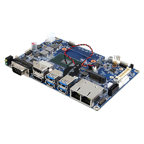 ECM-SKLU 6th Gen Intel Core SoC Processor i7/i5/i3 3.5 inch SBC Micro Module