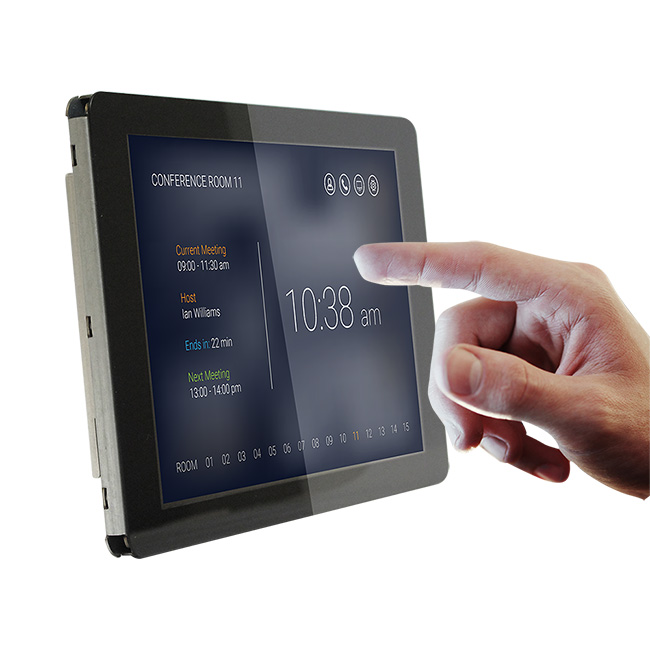 7 inch Open Frame Tablet with Intel Atom Quad Core CPU onboard and PCAP Touch