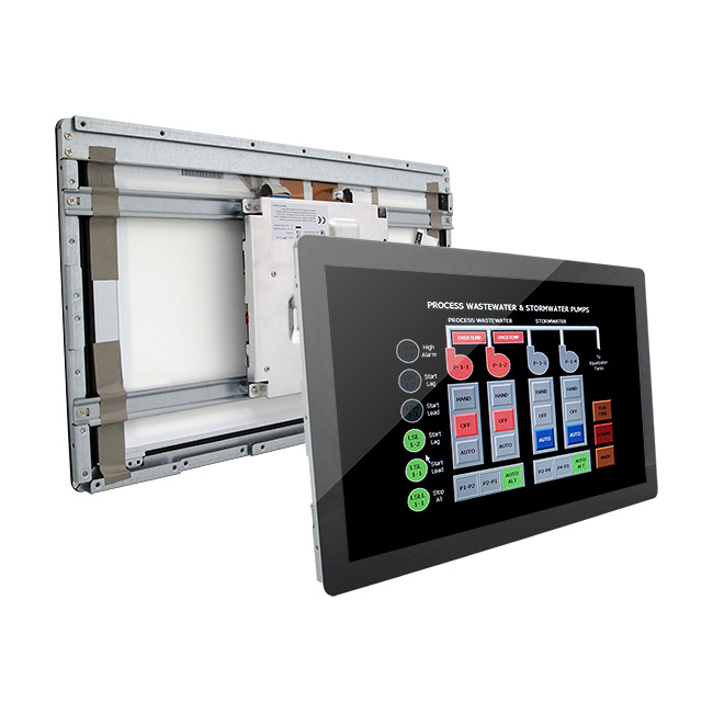 OFT-15W01 21 inch Thin Open Frame Tablet with Touch Screen