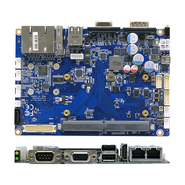 REV-SA01 SMARC Modules Carrier Board in 3.5 inch SBC Form Factor