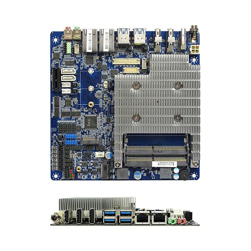 MX3965U Intel 3965U Fanless mini-ITX Motherboard