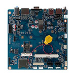 SECO M799-BCBBBA Carrier Board Q7 QSEVEN Quadmo747 Modules Pico ITX Stand NEW