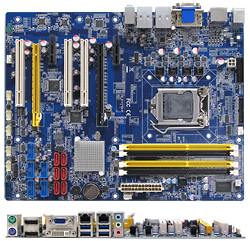 BCM announces the BC87Q, an industrial ATX motherboard with Intel® Q87 Chipset supporting 4th generation Intel® Core™ i7, i5, i3 Haswell processors and 3 independent displays