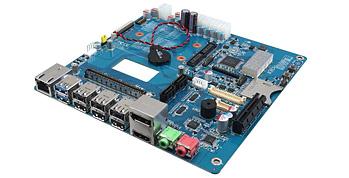mini ITX Carrier Board for Type10 COMe mini Module