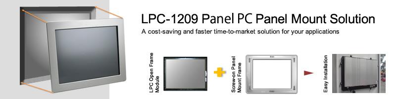 LPC Panel Mount Solution