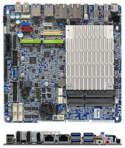 BI260-87QD Compact Industrial Computer