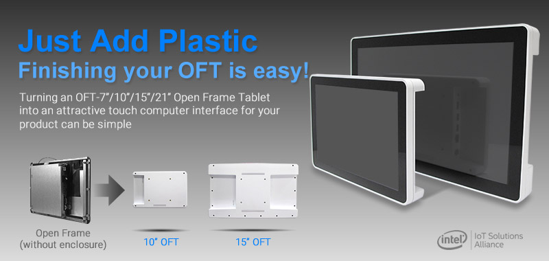 OFT Custom Plastic Enclosure