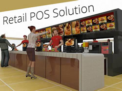 Retail Point-of-Sale POS Solution