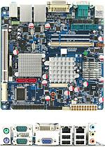 MX945GSE3 Mini ITX Motherboard