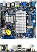 MX945GSE Mini ITX Motherboard